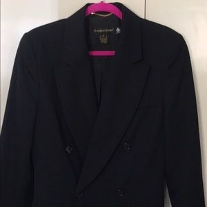 Classiques  Entier Double Breasted Wool Blazer